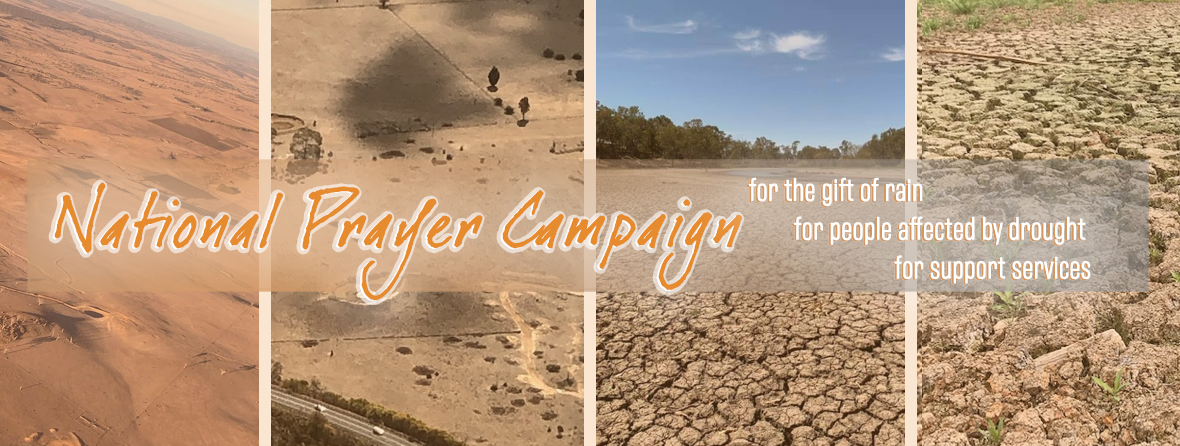 National Prayer Campaign for Drought