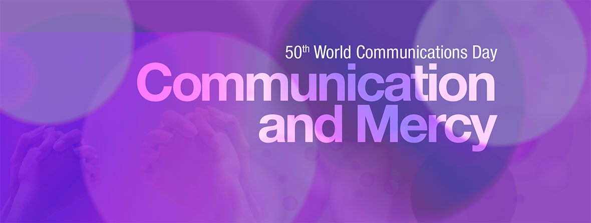 World Communications Day 2016 Banner