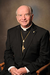 Bishop Robert M McGuckin DD MCL LCL